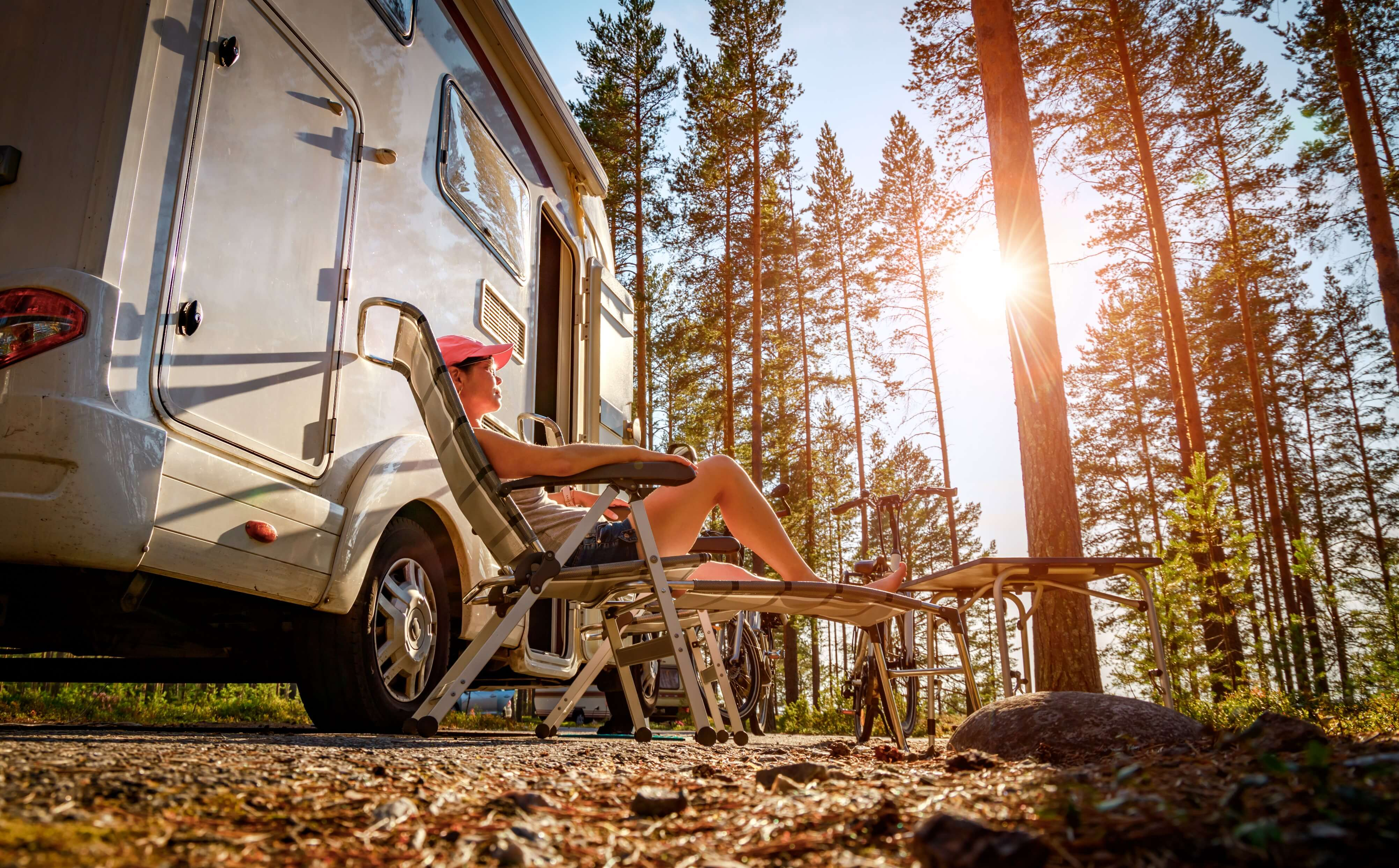 Get Your RV Ready for Your Summer Getaways