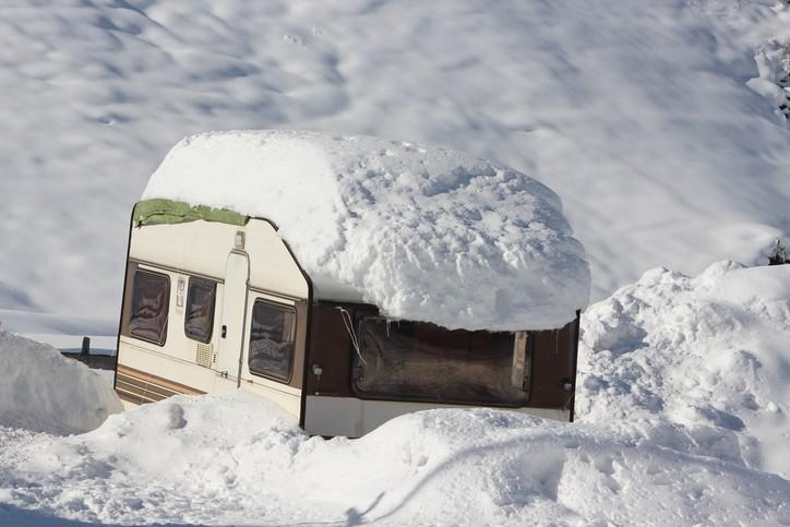 Avoid the Elements and Learn How to Winterize Your RV