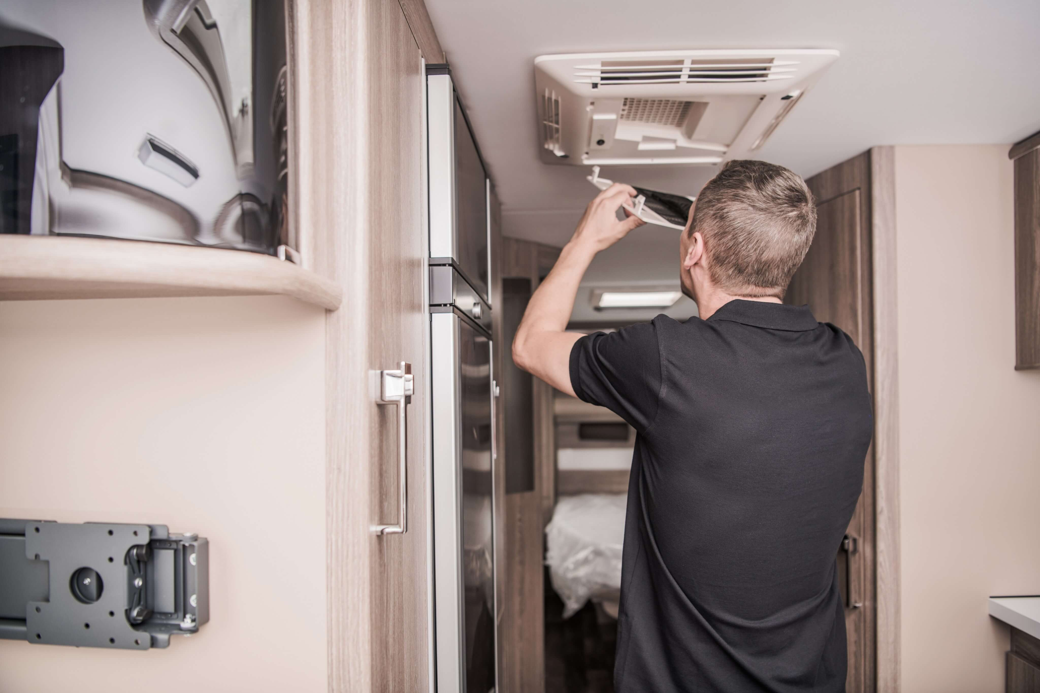RV Repairs You Can Handle on Your Own