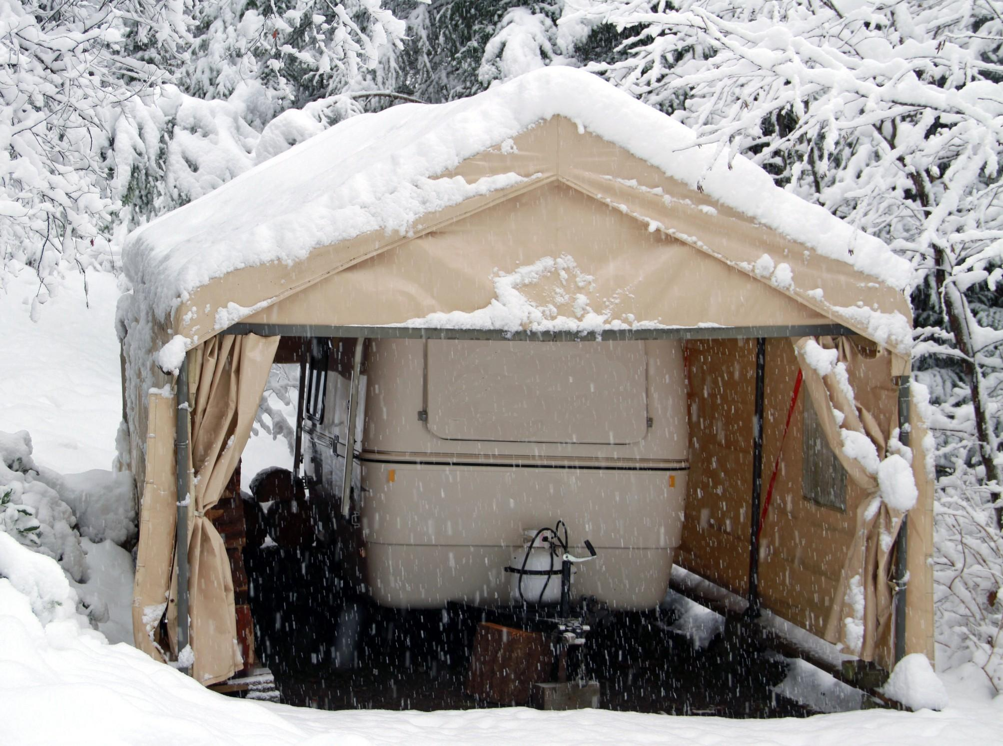 Winterize Your RV or Learn to RV in the Winter?