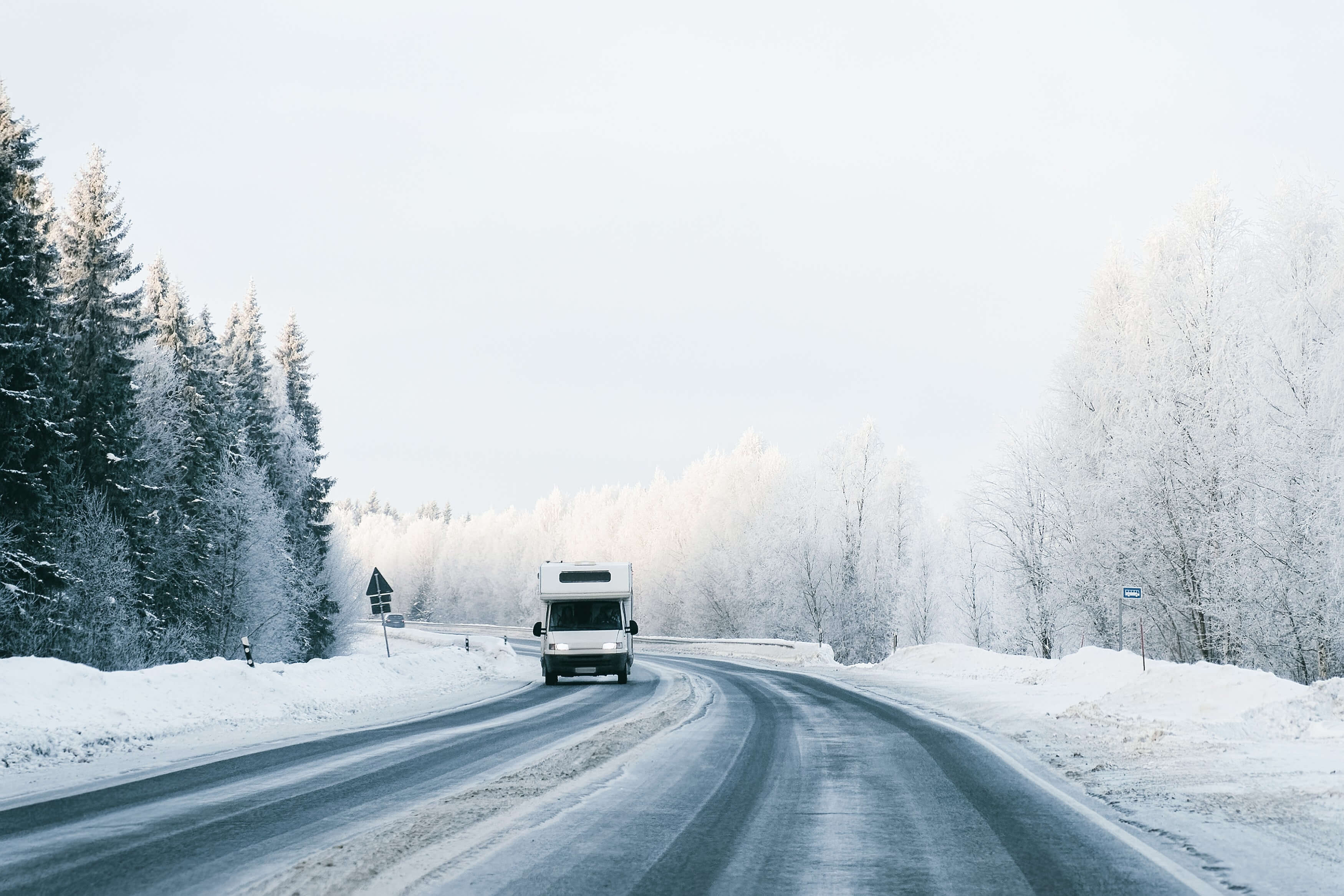Winter RV Trip? Be Prepared!