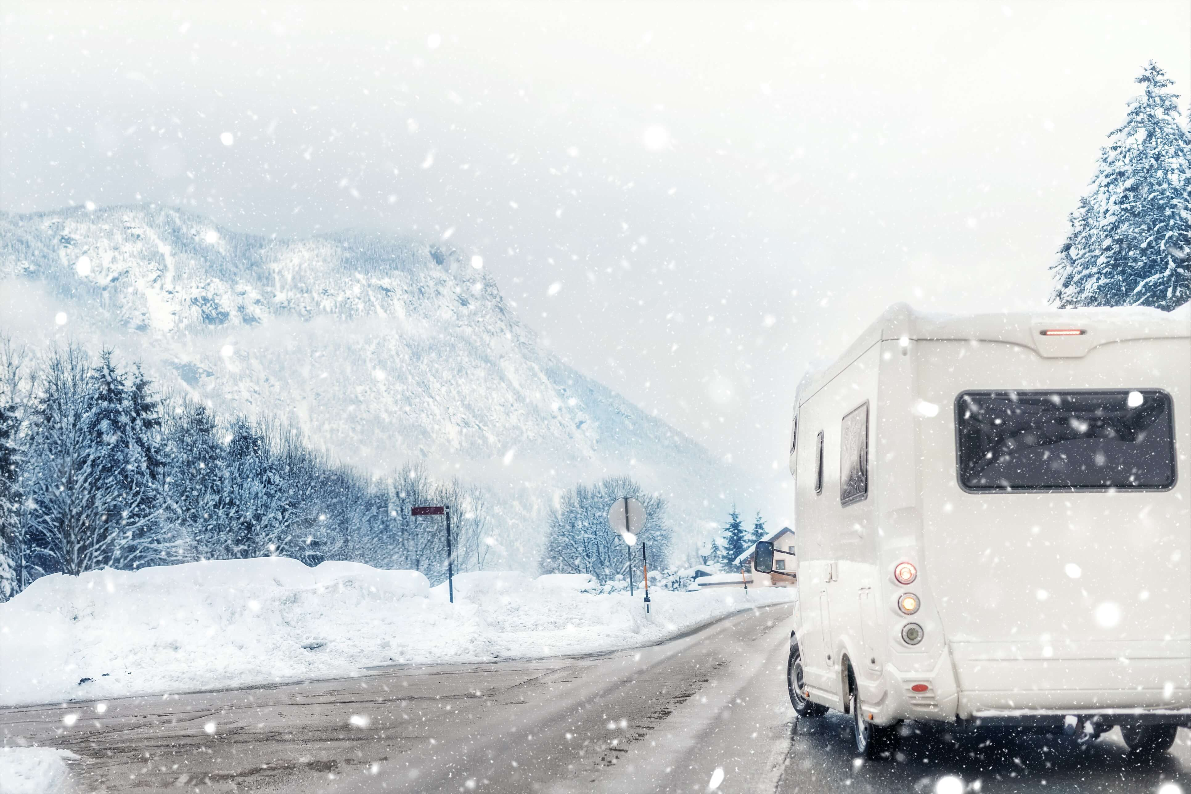 RV Accessories Essential for Your Winter Camping Trip