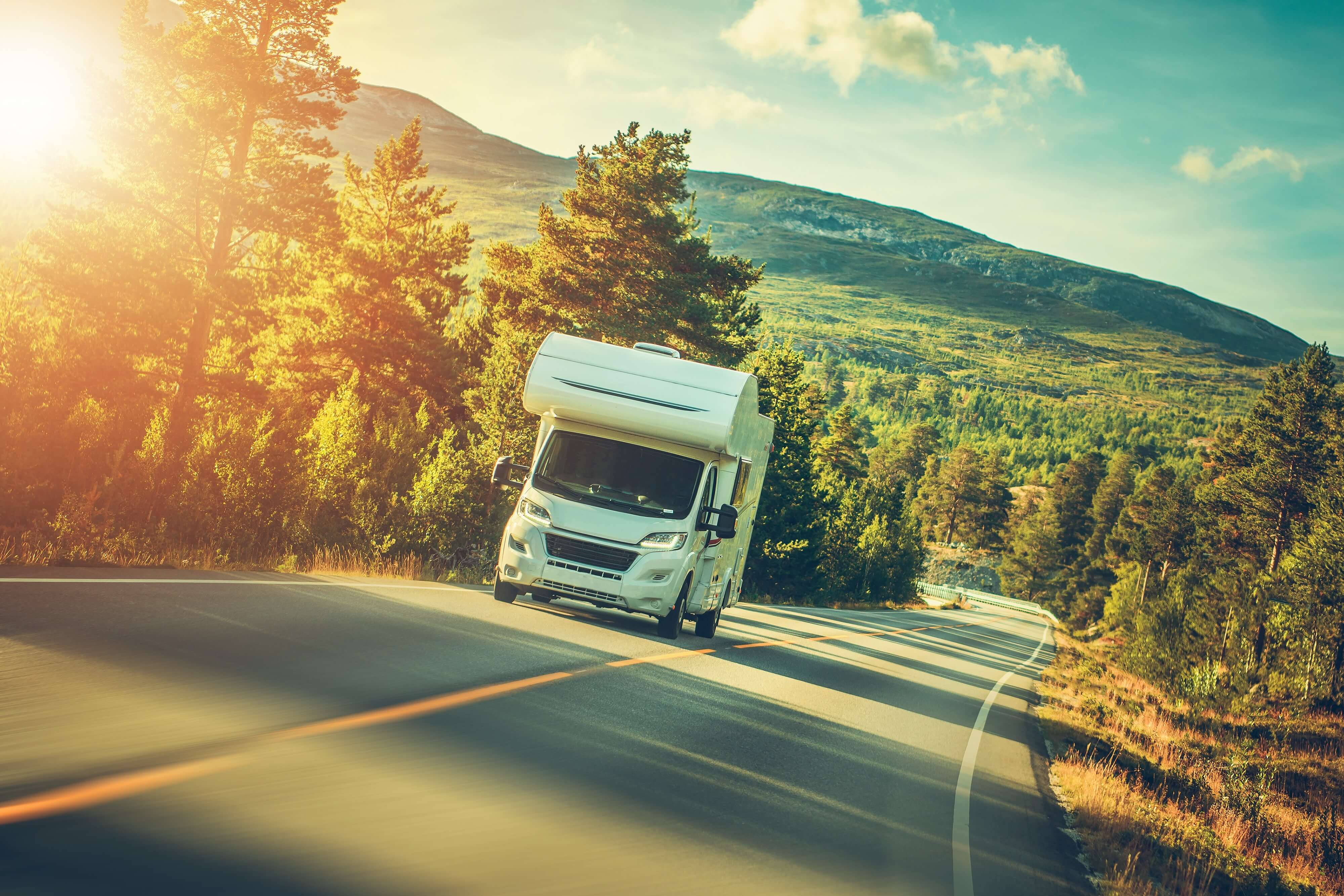 Time to De-Winterize Your RV for Summer